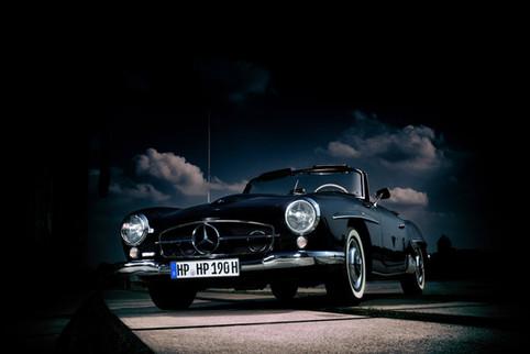 Mercedes 190SL