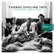 thomas siffling trio, personal relations