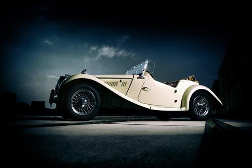 MG TF (1953-55)