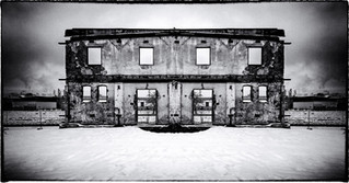 Mannheim, alte Kauffmannsmühle