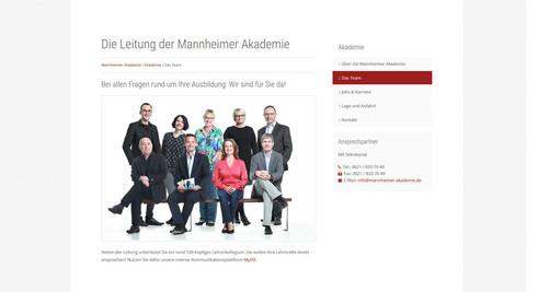 Mannheimer Akademie für soziale Berufe