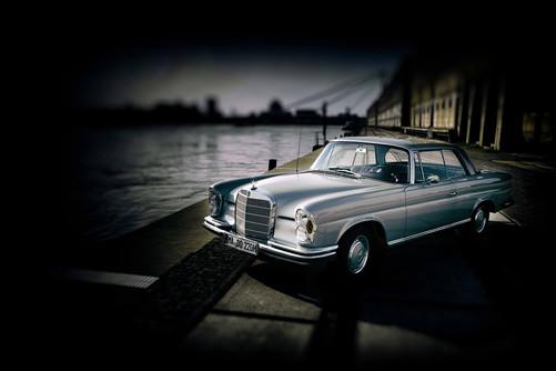 Mercedes W111 220 se/c, BJ 1965