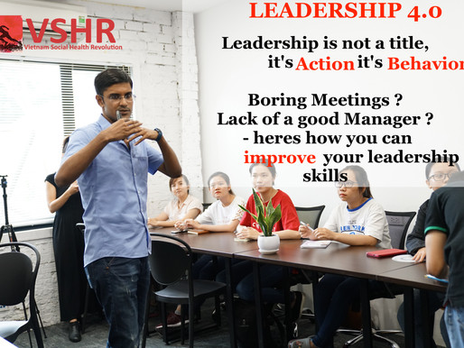 Leadership 4.0 - Are you ready to Lead your team into victory?