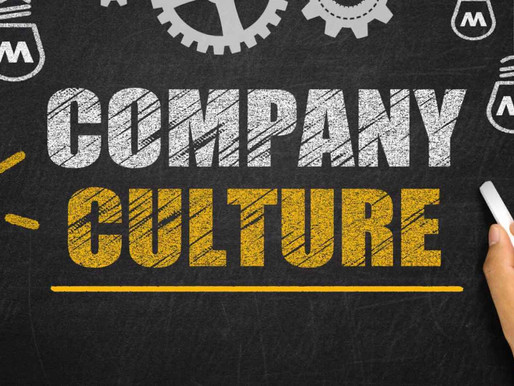 Inspire Aspire and Achieve with  a Strong Company Culture