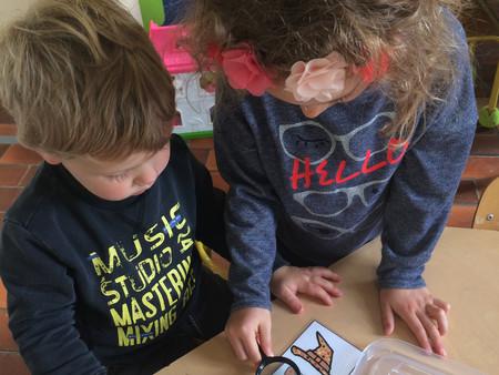 Quelques activités réalisées en classe sur Hanzel et Gretel
