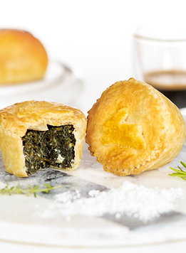HUMBLE SPINACH PIE - Box of 6