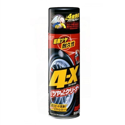 4-X Tire Shine
