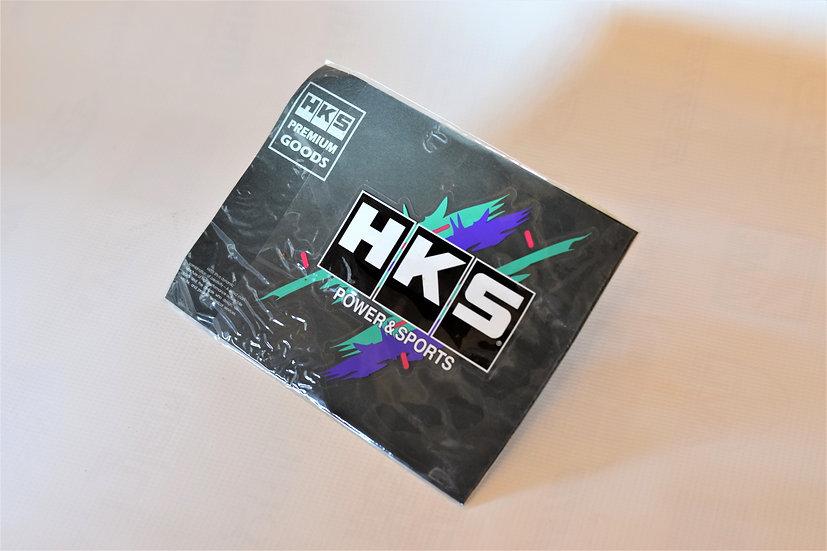 HKS camo sticker