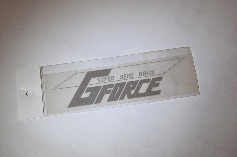 Top Secret - G-force sticker