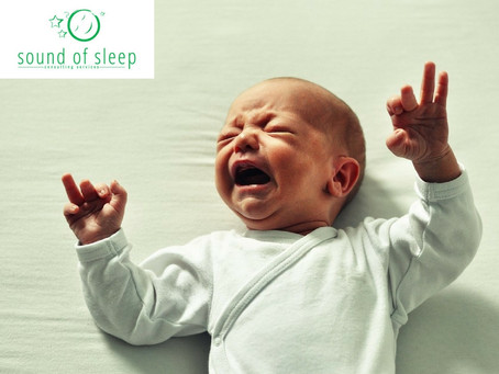 Three Signs of Sleep Regression and What to do About it.