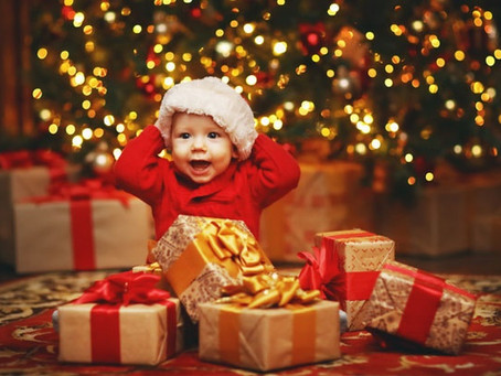 Why this is the first year I've bought Christmas presents for my kids