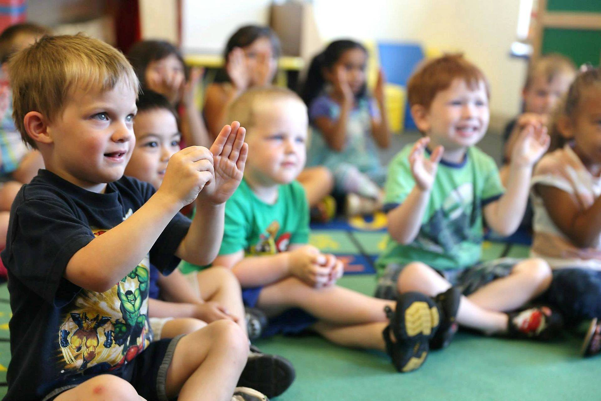 Nov 2021 - Online Baby Sign Language