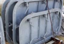 Surplus-steel-door-36-x-70-8-Dog-Manual-