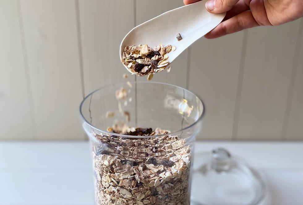 La pelle à graines
