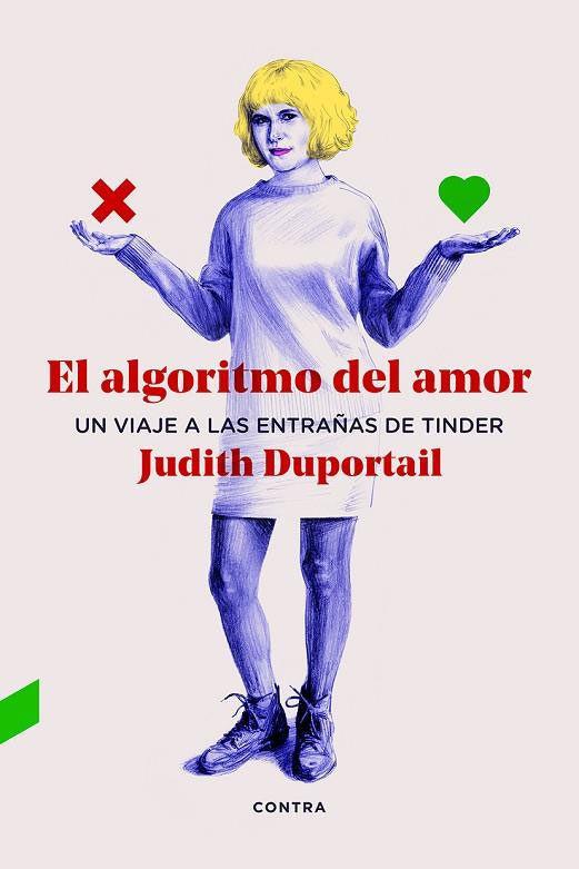 EL ALGORITMO DEL AMOR - JUDITH DUPORTAIL