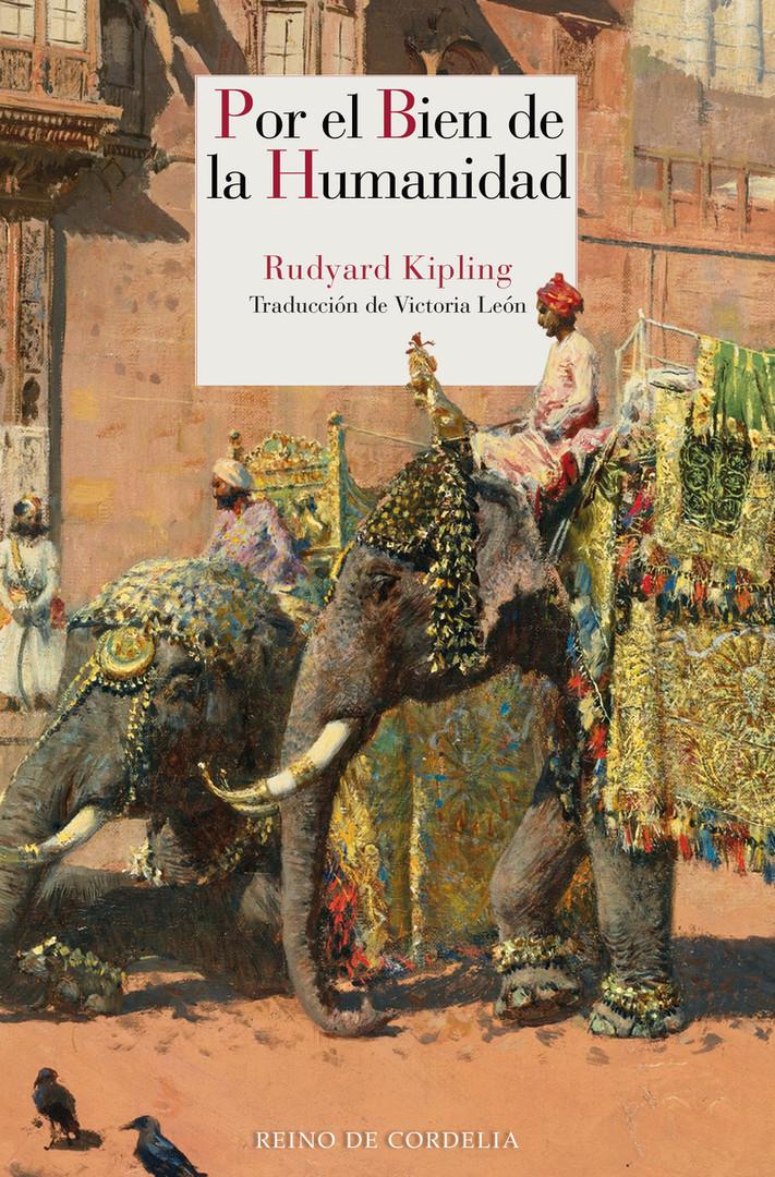 """En la década de 1880, Rudyard Kipling trabajó durante siete años como reportero de las revistas hindúes Civil and Military Gazette y The Pioneer, viviendo anécdotas y experiencias que fue convirtiendo posteriormente en relatos. Muchos de ellos los daría a conocer en 1891 en El hándicap de la vida. Otros jamás fueron recogidos en libro o, en el caso de """"Por el bien de la Humanidad"""", se publicó por primera vez en una edición que no superó los cien ejemplares. Ahora el profesor Thomas Pinney ha recopilado, para The Cambridge University Press, ochenta y seis cuentos inéditos de aquella primera época de la juventud de Kipling, entre los que hay cuatro inconclusos y un puñado atribuidos a él sin que se haya podido confirmar plenamente su autoría."""