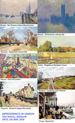 The EY Exhibition: Impressionists in London, French Artists in Exile (1870-1904)