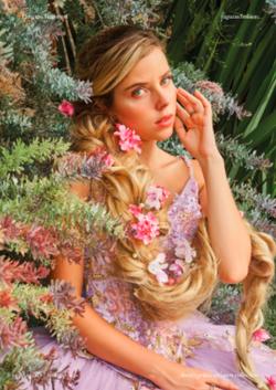 """Ragazza Fashion """"Disney Princesa-Rapunzel"""""""
