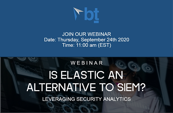 IS ELASTIC AN ALTERNATIVE TO SIEM?