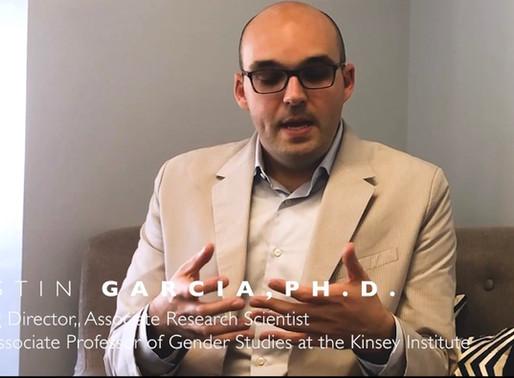 SGL Video Presents Dr. Justin Garcia on Relationship Diversity