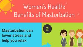 Infographic: Women's Health – Benefits of Masturbation
