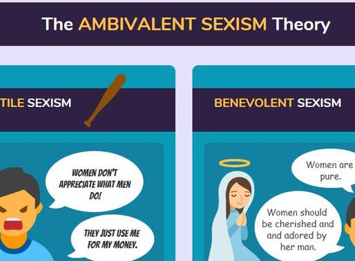 Infographic: Ambivalent Sexism