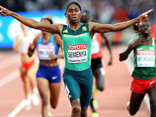 SGL Video Presents Drs. Sari van Anders and Moya Bailey on Caster Semenya