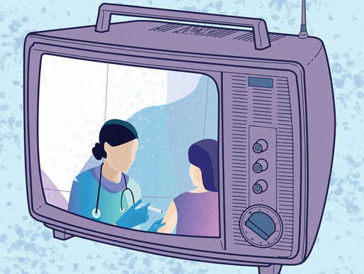 How are TV shows depicting reproductive choice?
