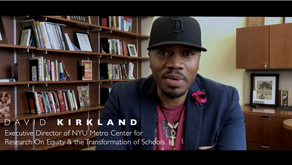 SGL Video Presents Dr. David Kirkland on Liberation for Young Boys of Color