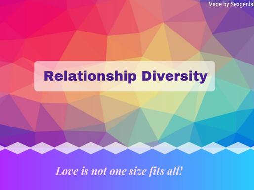 Infographic: Relationship Diversity