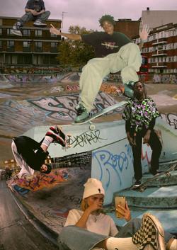 South London Skatepark
