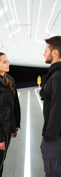 Photography and Production: Ofri Kaufman Models: Adi Reuven and Mia Koren Clothes: Bitch Please TLV