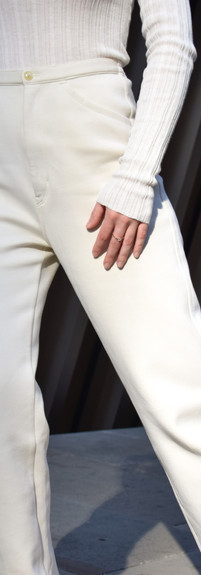 Photography: Hagai Bar Alon Styling: Ofri Kaufman Hair & makeup: Illy Cohen Shirt: ASOS Trouseres: Uniqlo