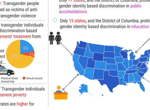 Infographic: Challenges faced by the Transgender Community