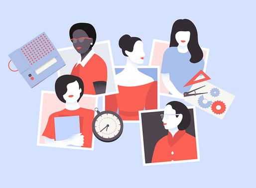 How do gender stereotypes affect girls' interest in pursuing STEM careers?