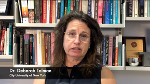 SGL Video Presents Dr. Deborah Tolman
