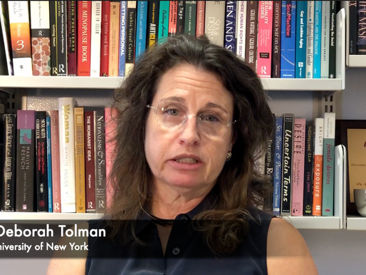 SGL Video Presents Dr. Deborah Tolman