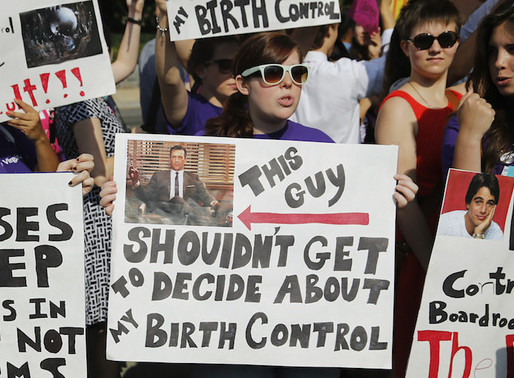 Sexism in Men's Decisions about Women's Reproductive Rights
