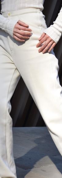 Photography: Hagai Bar Alon Styling: Ofri Kaufman Hair & makeup: Illy Cohen Shirt: ASOS Trousers: Uniqlo