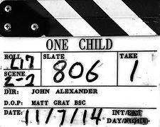 ONE CHILD 2014 Clapper Board