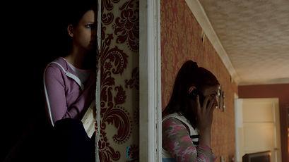 Three Girls Molly Windsor / Ria Zmitrowicz BBC Drama