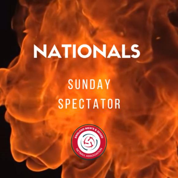 Nationals Spectator - Sun