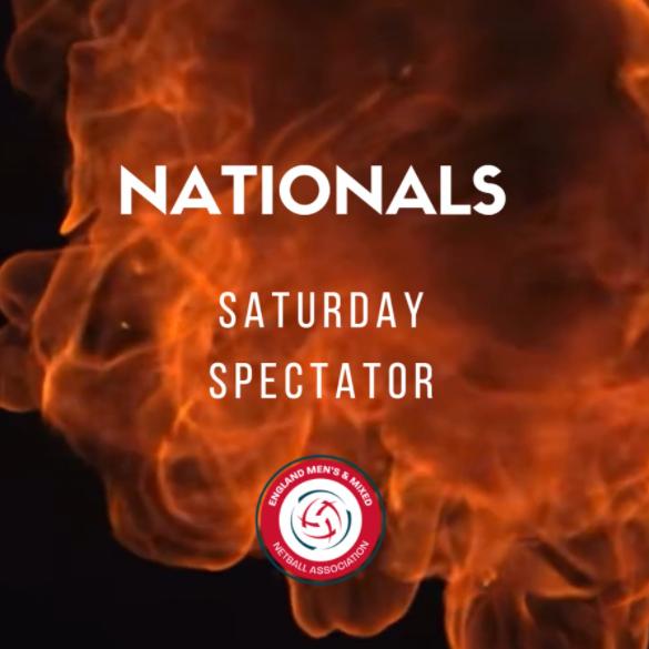 Nationals Spectator - Sat
