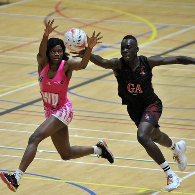 England Men's & Mixed Squad Trials - Second Stage in London