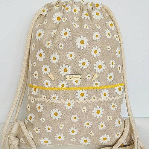 Beutel  / Margeritten-Blüten