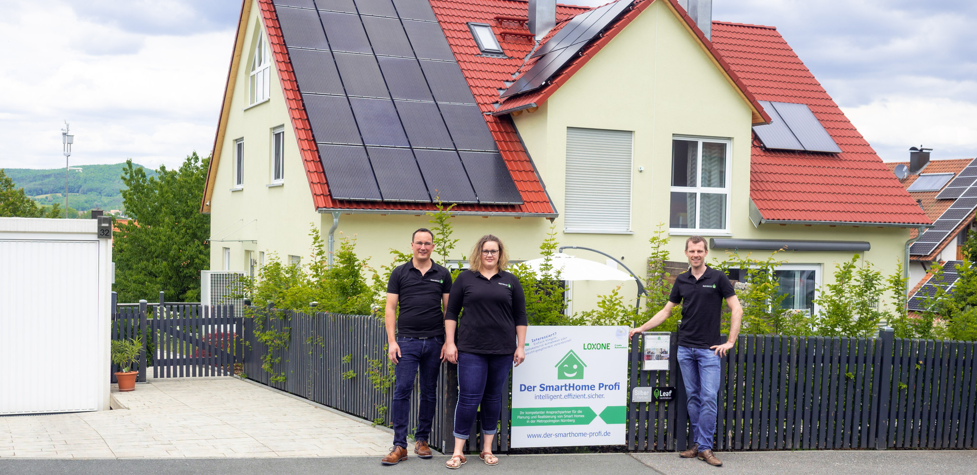 Smart Home Musterhaus