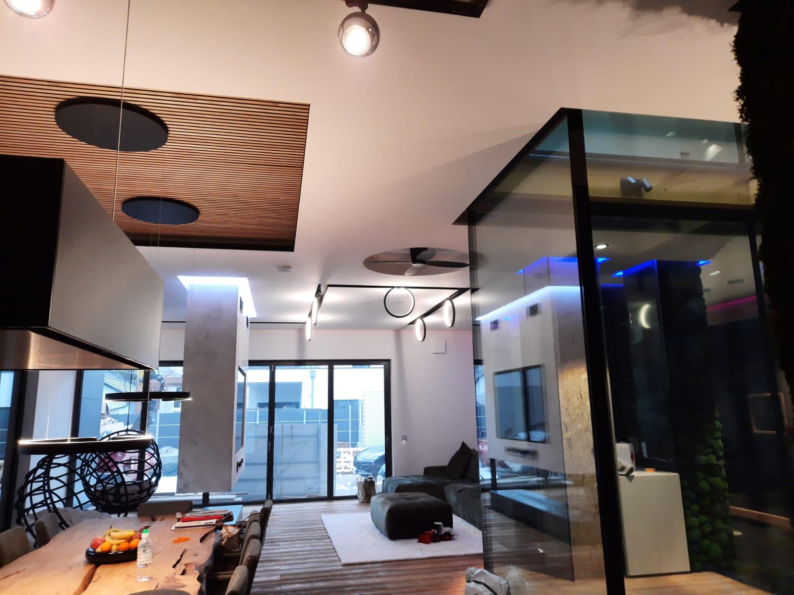 Smart Home Wohnzimmer