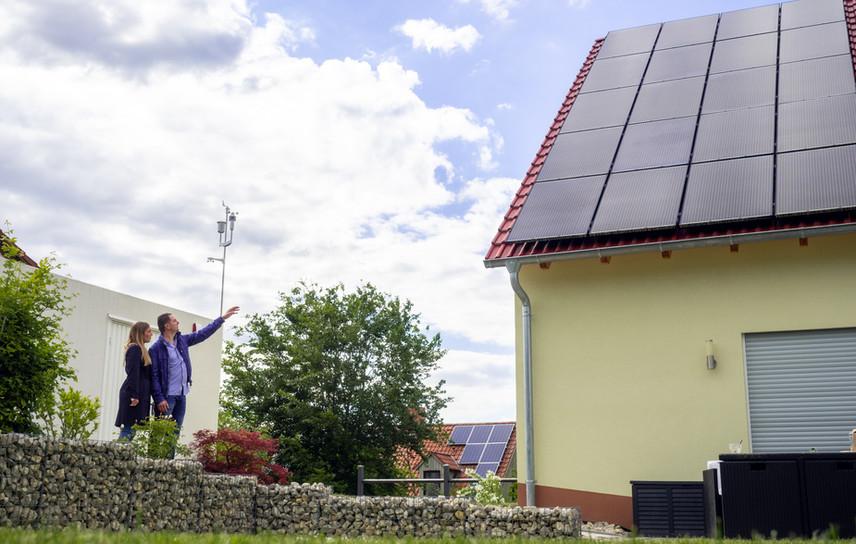 Smart Home Energie