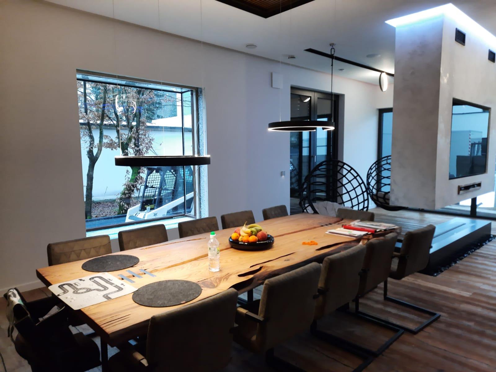 Smart Home Esszimmer