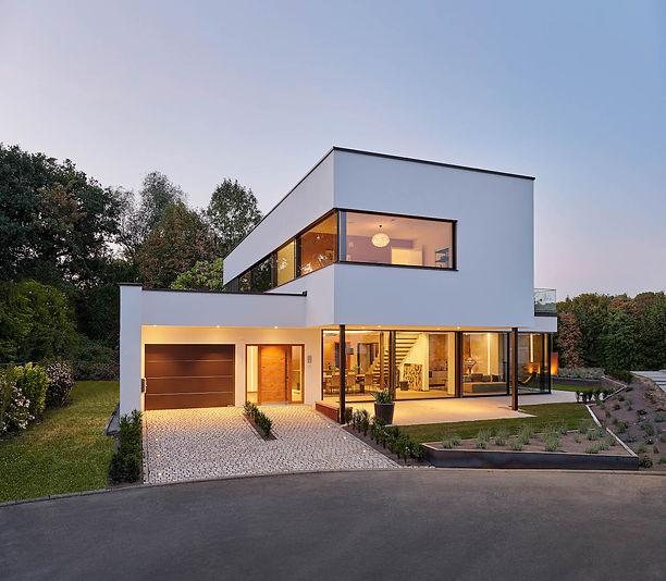 Luxhaus Smart Home Loxone